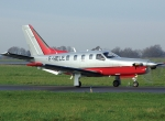 TBM850 operator Voldirect is one of several operators approved for commercial flights in IMC.