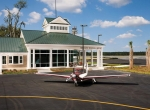The FBO at MidCoast Regional Airport at Wright Army Airfield is now managed by Volo Aviation.