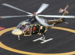 AgustaWestland will begin assembling the AW169 twin at its Philadelphia facility in 2015 and plans to ramp production of that model up to 20 per year beginning in 2017. The AW169 is suited to support a wide range of missions including aerial escort, security operations, fire support and offshore operations.