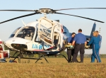 Helicopter and fixed-wing EMS continue to be the core of Air Methods's business. The company transported 114,000 patients in 2012.