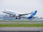 Airbus A320 flight-test aircraft conducts i4D trial
