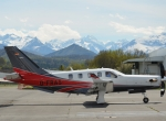TBM 900 D-FRAS was the seventh of the upgraded turboprop single to be delivered when it was handed over to Rheinland Air Service last month.