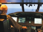 CAE recently delivered  to the U.S. Navy  three tactical operational  flight trainers for the  Sikorsky MH-60R helicopter.