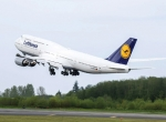 Lufthansa took delivery of its 75th Boeing 747 and its 13th 747-8I on May 2.