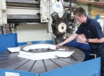 The UK's Nasmyth is increasing its apprenticeship program in a bid to expand its skills base.