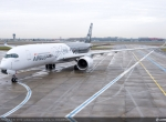 Airbus A350-900 test aircraft