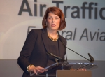 FAA ATO chief operating officer Teri Bristol