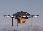 Amazon Prime Air multi-rotor helicopter