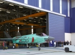Italy's first F-35A rolls out at Cameri air base in Italy