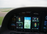 Aspen Avionics Evolution display
