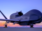 First NATO AGS Global Hawk