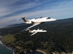 Flexjet Phenom 300 and Learjet 75