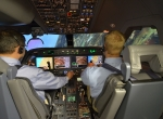 Flight sim upset recovery training