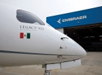Legacy 500 destined for service in Mexico.