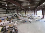 One Aviation hangar at PWK