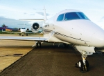 The Citation Latitude made an appearance at the UK's Business and General Aviation Day at Biggin Hill Airport.