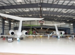 The Flying Colours St. Louis MRO and completions facility is an FAA Part 145  repair station that services a number of business aircraft makes and models.