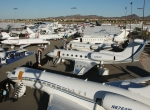 NBAA static display at Las Vegas Henderson Airport