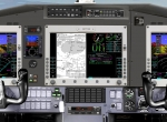 IS&S PC-12 flight deck