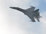 Su-35 in flight