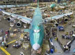 Boeing 747-8 being assembled