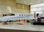 75th Learjet 75 delivery