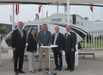 Bell 505 signing