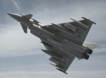 Eurofighter Typhoon with Brimstone and other missiles