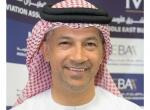 Founding chairman of the Middle East and North Africa Business Aviation Association, Ali Alnaqbi.