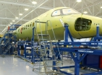 """Textron Aviation's Longitude is much more than a stretched Latitude, and it will be assembled """"across town"""" at a freshly reconfigured Plant IV in Wichita. Photo: Matt Thurber"""