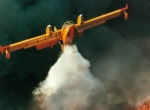 The Bombardier CL-415 in action