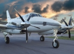 The BLR Whisper Props, manufactured by MT-Propeller, marry nicely to the BLR winglet system on the King Air turboprops, providing significant increases in short-field performance and efficiency.