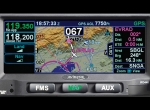 Avidyne's IFD440 panel-mount GPS navigator is a plug-and-play replacemenf for the Garmin GNS430, and features hybrid touchscreen technology. Pilots can activate features via the touchscreen, but also the old-fashion way, with knobs and buttons.