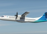 Garuda hopes to increase the size of its fleet–which includes 25 ATR72-600s–from the 110 to 128 by year-end.