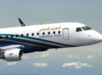 Oman Air Embraer 175