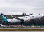 SIA subsidiary SilkAir took delivery of its first Boeing 737 on February 4