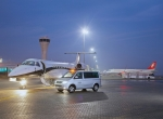 Gama Group handles all business aircraft at Sharjah International Airport under a five-year contract signed this year with the Sharjah Department of Civil Aviation.