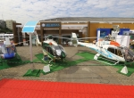 New approval from French aviation authorities has cleared the way for Helibras to add to its product range by manufacturing the large-cabin EC225 helicopter on behalf of its parent group, Eurocopter, in addition to these smaller models.