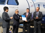 Legacy 450 certification