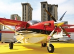 Quest Aircraft expects its Kodiak turboprop single will perform well in a number of roles in Latin America, including meeting transportation needs for vacationing city-dwellers. (Photo: David McIntosh)