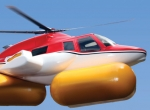 Aero Sekur's airbag crash-landing system for helicopters promises to reduce G...