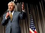 "At a ""town hall"" meeting in Alexandria, Virginia, on May 14, U.S. Defense Secretary Chuck Hagel announced that civilian defense employees will be furloughed for up to 11 days."