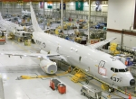 The second of three low-rate initial production (LRIP) lots of the P-8A Poseidon was cycling through the mission systems installation and checkout facility at Boeing Field a few weeks ago. The three LRIP lots will produce 24 jets.