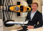 Thierry Boutsen, retired Formula-One race car driver and head of Monaco-based aircraft brokerage Boutsen Aviation, sees Saudi Arabia at the forefront of the burgeoning business aviation market in the Middle East, where it maintains a large database and from which comes 30 percent of the firm's clients.