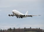 Boeing 747-8 Goes To Completion for VIP Customer