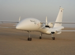 The medium-altitude, long-endurance Yabon United 40 UAV is produced by the Adcom Systems group of companies, which is based in Abu Dhabi.