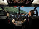 FlightSafety International will deliver its first Level D helicopter simulator to the Middle East by year-end, a Sikorsky S-92 model for the new Infinity Aviation Academy in Riyadh.