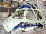 Assemblies for the Airbus A350 include the structure around the flightdeck wi...