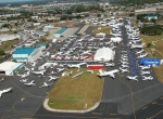 There were 100 aircraft on static display at last year's NBAA Convention in O...