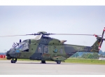 Eurocopter is proposing an updated NH-90, above, for the German navy....